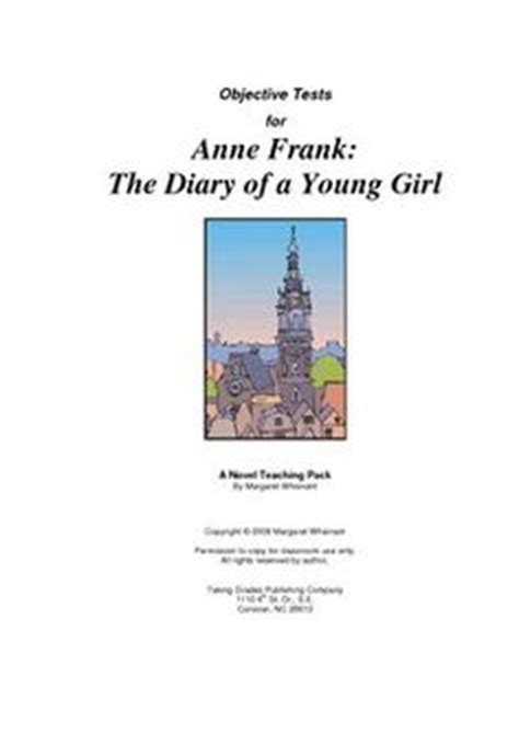 Anne frank discussion essay questions